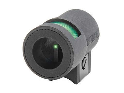 TRUGLO Air Gun Globe Front Sight Universal Fits Front Dovetail Fiber Optic Green