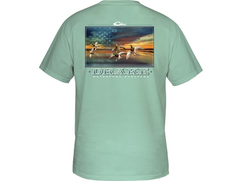 Drake Men's America's Cup Short Sleeve T-Shirt