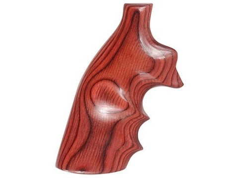 Hogue Fancy Hardwood Grips with Finger Grooves Ruger Redhawk
