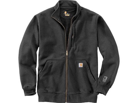 Carhartt Men's Rain Defender Loose Fit Heavyweight Full Zip Sweatshirt