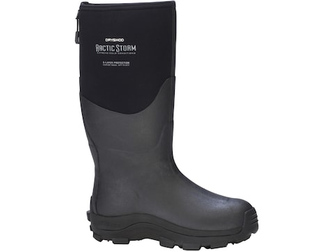 Dryshod Artic Storm Insulated Work Boots Rubber/Densoprene Men's