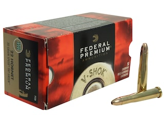 22 Hornet Ammo | Shop Now and Save @MidwayUSA