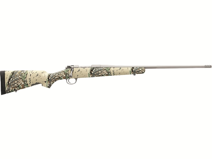 "Kimber 84M Mountain Ascent Rifle 6.5 Creedmoor 22"" Barrel Stainless Steel Synthetic Optifade"