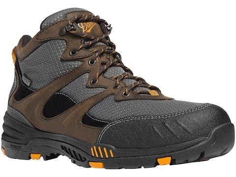 "Danner Springfield 4.5"" Non-Metallic Safety Toe Work Boots Leather/Nylon Men's"