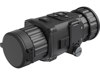 AGM Rattler TC35-384 Thermal Imaging Clip-On System 35mm Adjustable Objective Focus 384x288 17 Micron Matte