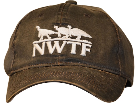 Nomad NWTF Low Country Cap Waxed Cotton Mud
