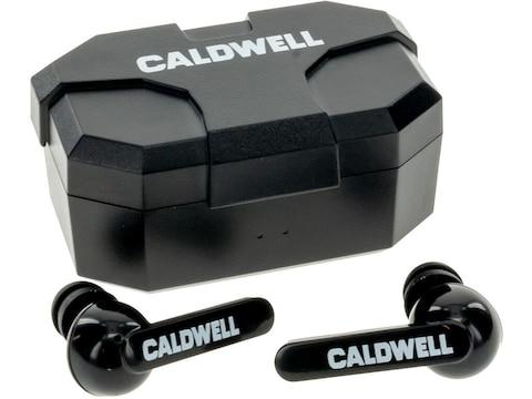 Caldwell E-MAX Shadows Bluetooth Rechargeable Ear Plugs (NRR 23dB)