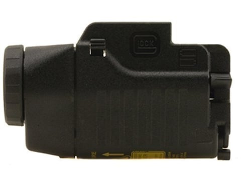 Glock Weapon Light Xenon Bulb with Laser and Batteries Fits Glock-Style Rails Polymer B...