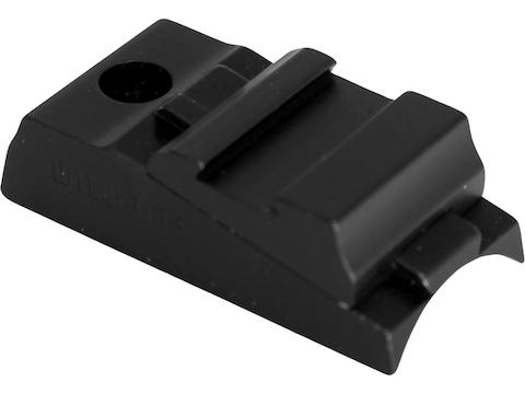 "Williams WGOS-Medium Open Sight Less Blade Fits Barrel Diameter .730"" to .830"" Aluminum..."