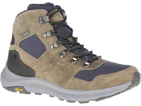 Merrell Ontario Mid Waterproof Hiking Boots Cordura Men's