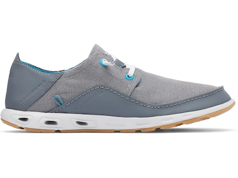 Columbia Bahama Vent Loco Relaxed III Boat Shoes Canvas/Leather