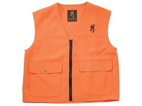 Browning Mens Safety Vest Polyester