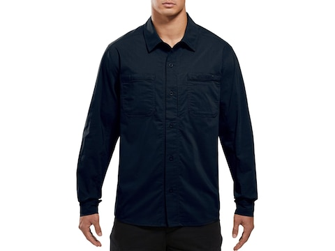 Viktos Men's Sofari Ops Button-Up Long Sleeve Shirt Cotton/Poly/Spandex