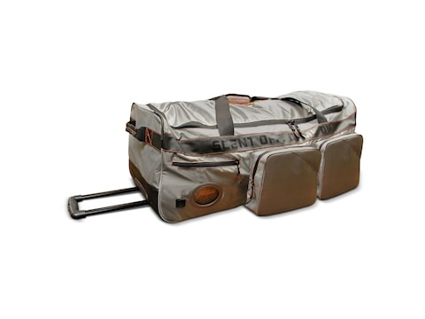 Scent Crusher Halo Series Scent Elimination Ozone Rolling Transport Bag Nylon