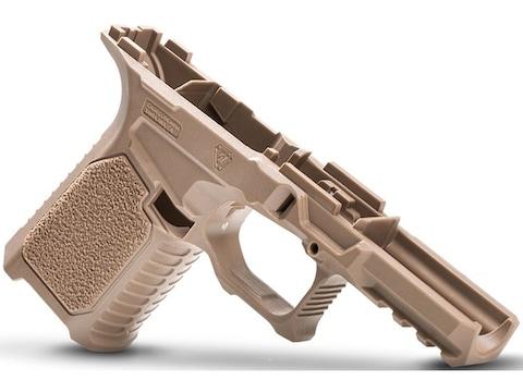 Strike Industries Strike80 Compact 80% Pistol Frame Kit Glock 19, 23, 32 Gen 3 Polymer