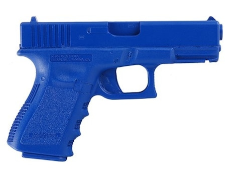 BlueGuns Firearm Simulator Glock 19, 23, 32 Polyurethane Blue