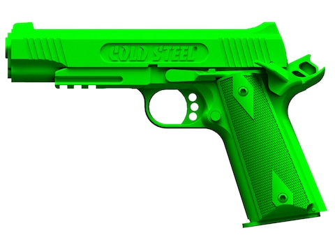 Cold Steel 1911 Cocked and Locked Rubber Training Pistol