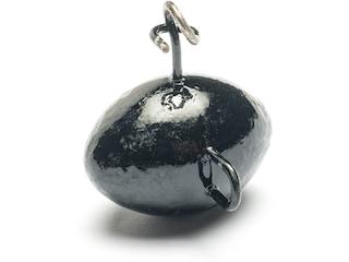 Mustad Fastach Football Weight 1/4oz Tungsten Black 2Pk