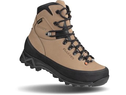 "Opened Package - Crispi Skarven EVO GTX 8"" 800 Gram Insulated Hunting Boots Leather Bro..."