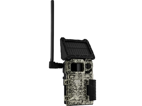 Spypoint Link-Micro Solar LTE Cellular Low Glow Trail Camera 10MP