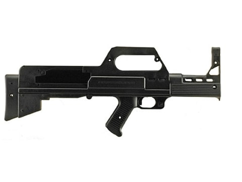 Mounting Solutions Plus Muzzlelite Bullpup Rifle Stock Ruger Mini-14 Synthetic Black