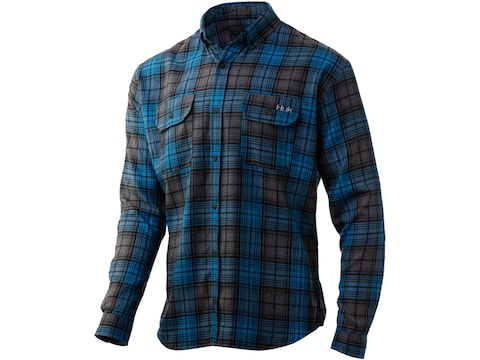 Huk Men's Maverick Flannel Shirt