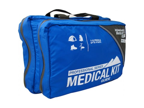 Adventure Medical Kits Professional Guide 1-12 Person First Aid Kit