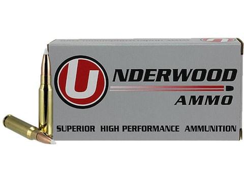 Underwood Ammunition 308 Winchester 180 Grain Nosler AccuBond Box of 20