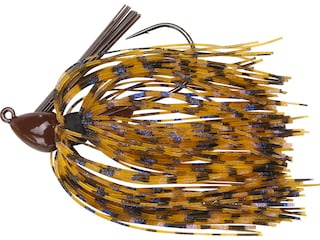 BOOYAH Baby Boo Jig Brown Peanut Butter And Jelly 5/16 oz