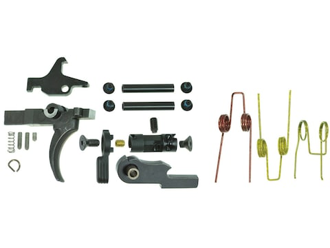 JP Enterprises Competition Trigger Group with Trigger, Hammer and Anti-Walk Pins AR-15 ...