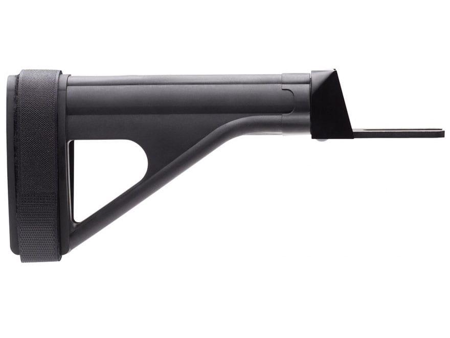 SB Tactical SOB47 Pistol Stabilizing Brace Adapter AK-47 AK-74 Black