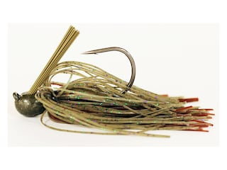 Missile Baits Ike's Flip Out Jig Candy Grass 3/8 oz