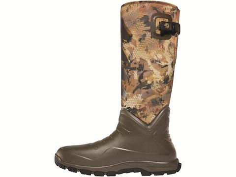 "LaCrosse Aerohead Sport 16"" Waterproof 3.5mm Hunting Boots Polyurethane Clad Neoprene M..."