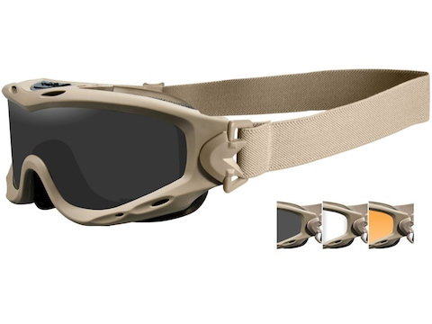Wiley X Spear Tactical Goggles