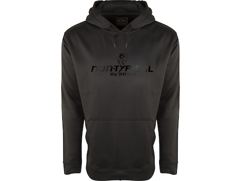 Drake Non-Typical Men's Midweight Scent Control Blackout Performance Hoodie