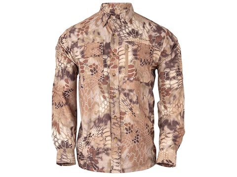 Kryptek Men's Adventure 3 Long Sleeve Shirt