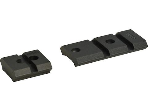 Warne Maxima 2-Piece Steel Weaver-Style Scope Base Remington 7
