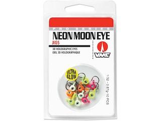 VMC Neon Moon Eye Jig Glow Kit 1/32 Assorted