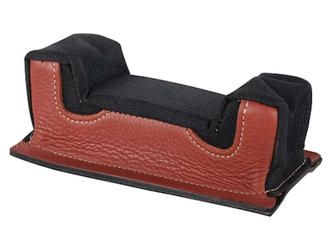 Edgewood Front Shooting Rest Bag Common Varmint Width with Extra Reinforcement Leather ...