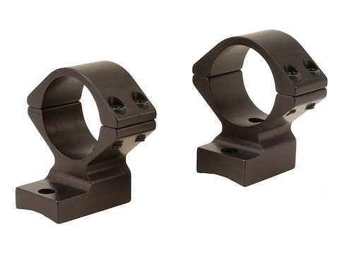 Talley Lightweight 2-Piece Scope Mounts with Integral Rings Ruger 10/22 Matte