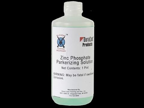 Lauer Custom Weaponry Zinc Phosphate Parkerizing Solution Liquid