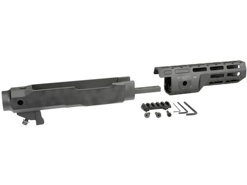 Midwest Industries Chassis Ruger 10/22 with Handguard Aluminum Black