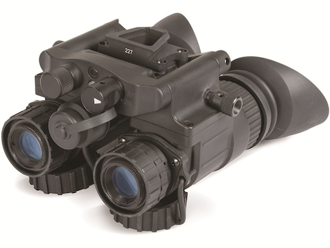 Armasight BNVD-40 ID Gen 2 Dual Tube Night Vision Goggle 1x Quick Silver White Phosphor...