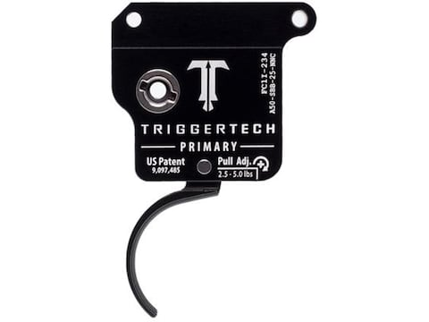 TriggerTech Primary Trigger Armalite AR-50 Single Stage Black
