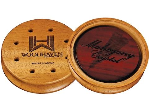 Woodhaven Mahogany Crystal Turkey Call