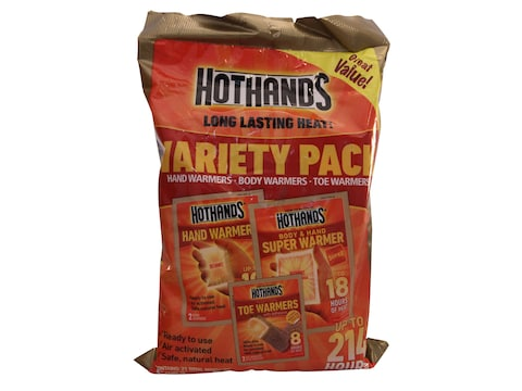 HotHands Warmer Variety Pack