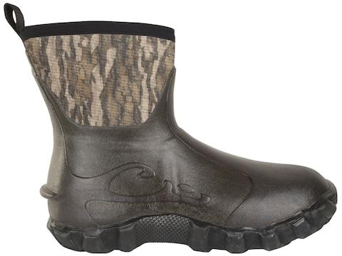 "Drake 7"" Mud-Top Mudder 2.0 Rubber Boots Men's"