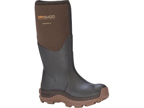 Dryshod Haymaker Work Boots Rubber/Densoprene Women's
