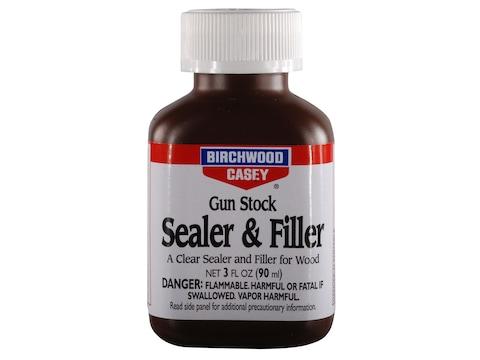 Birchwood Casey Gun Stock Sealer & Filler 3 oz