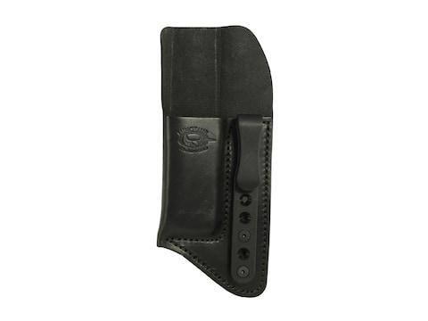 Comp-Tac Minotaur Concealment Magazine Pouch Inside the Waistband with Black Belt Clip ...